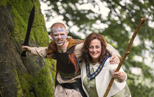 Co Armagh's magical new Footsteps in the Forest festival