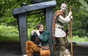 Footsteps in the Forest returns to Slieve Gullion