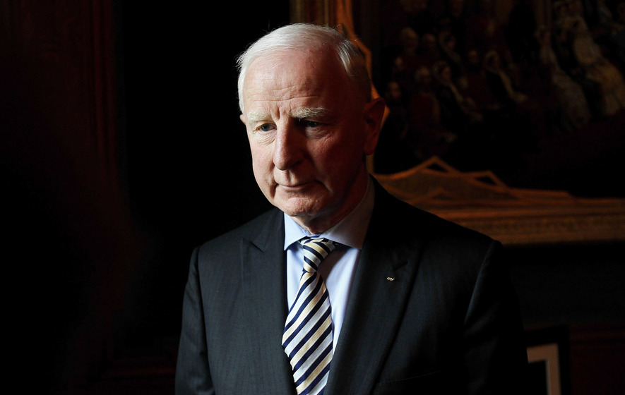 Pat Hickey: Three decades of grappling at the top table of sports governance