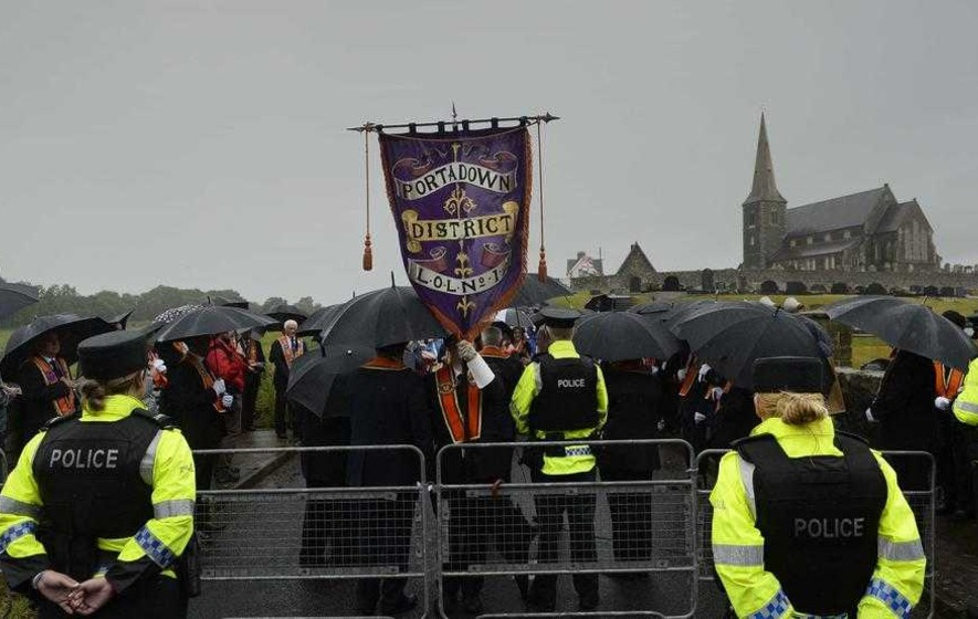 Drumcree parade dispute still costs £23,000 a year to police