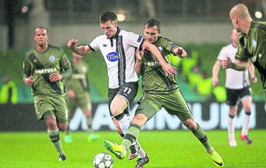 Dundalk's Champions League hopes dashed in Dublin