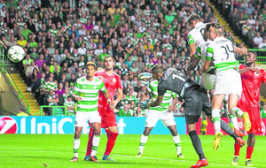 Convincing win for Celtic puts one foot in Champions League