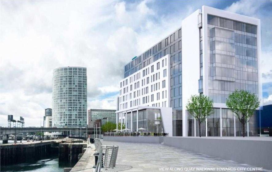 First Marriott hotel in Northern Ireland will create 115 jobs