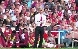 Wenger insists Arsenal are not scared to spend