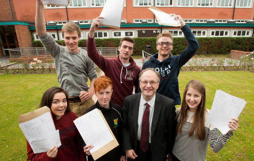 Vale A-Level students make the grade