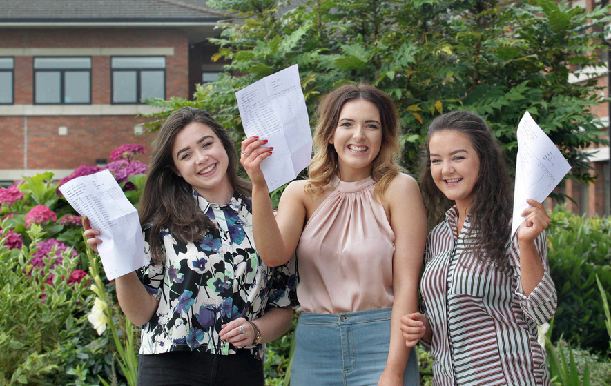 PSNI urges A level students to stay safe when celebrating results