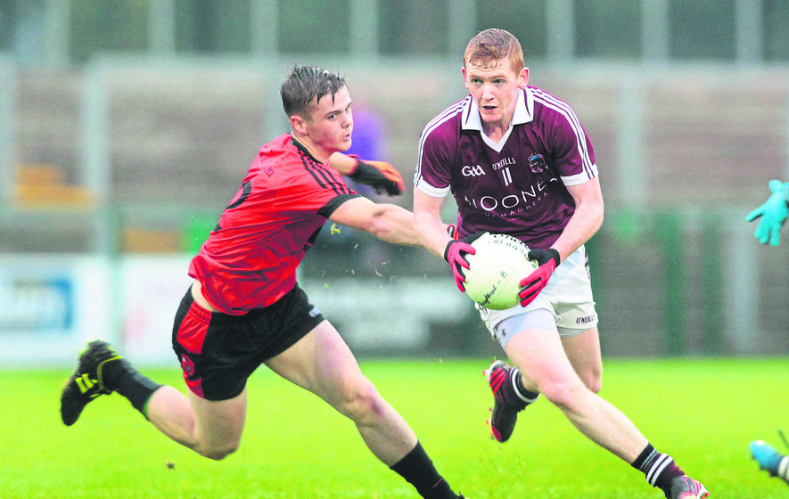 Slaughtneil can keep hat-trick in their sights with Lavey win