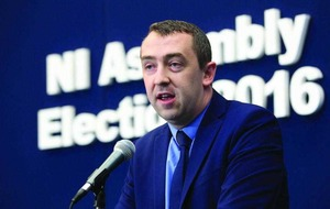 Stormont parties sceptical over  Daithí McKay 'solo run' claims