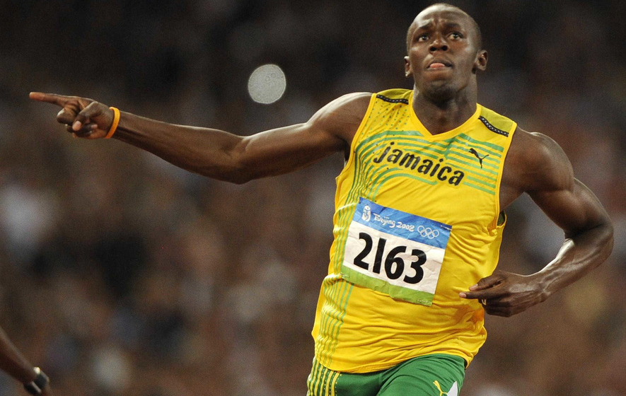 On This Day: 20 August 2008- Usain Bolt wins 200m gold, setting world record time of 19.30 seconds