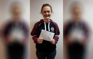 Girl who missed six weeks of school due to depression achieves A-levels