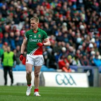 Kevin Keane back in Mayo line-up for Tipperary clash
