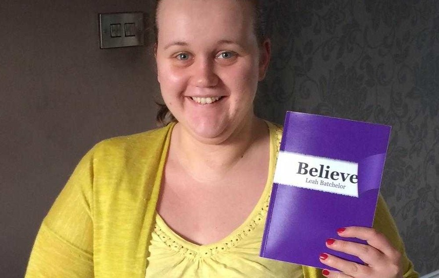 Locked-in syndrome survivor shares experience in new book