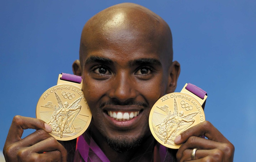 Mo Farah leaves no stone unturned in bid to complete Olympic 'double double'