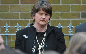Nama: DUP appear happy to put a lid on the Daithí McKay affair