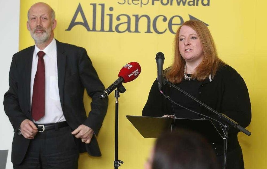 Sinn Féin tried to blacken my name says Naomi Long