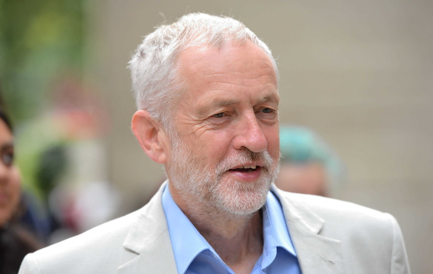 Jeremy Corbyn in freaky row with Virgin Trains over lack of seating