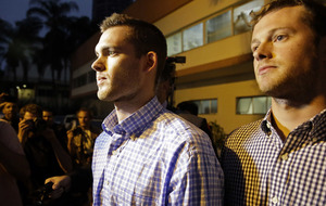US swimmers return home after questions over Rio 'robbery'