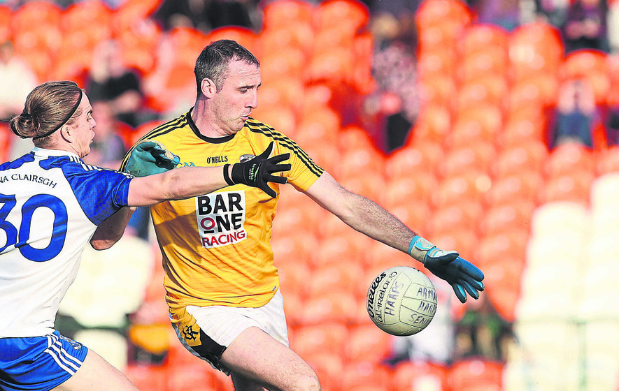 Crossmaglen begin quest for 20th title against Dromintee
