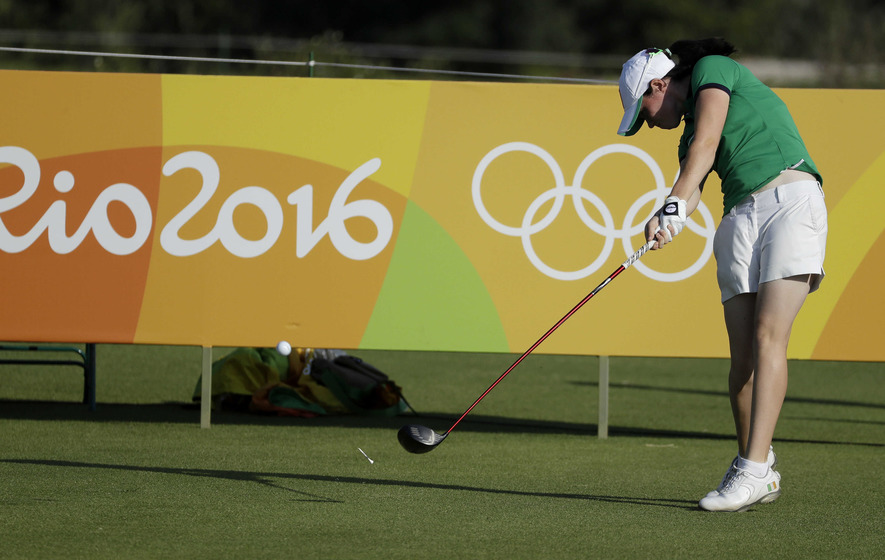 Medal hopes fade for Stephanie Meadow and Leona Maguire