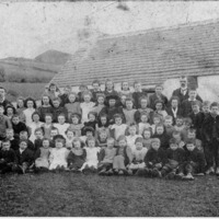 Historic photograph of former Armagh school to go display