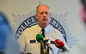 Leading policing in Northern Ireland is no laughing matter