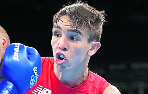 Anthony Joshua weighs in with advice for Michael Conlan