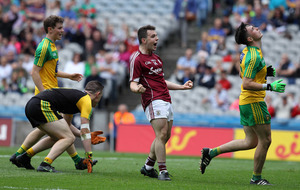 Galway sink Donegal to reach All-Ireland MFC final