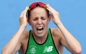 Aileen Reid finishes 21st in triathlon final at Rio Olympics