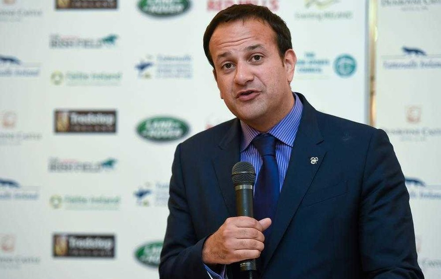 Brexit being used to make land-grab for north says Leo Varadkar