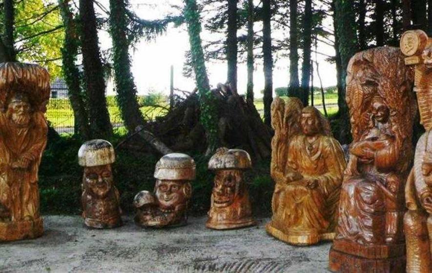New Famine Memorial Garden Opens In Fermanagh The Irish News