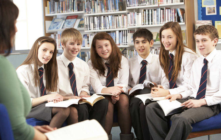 Why the transition to the 'big school' need not be a big worry