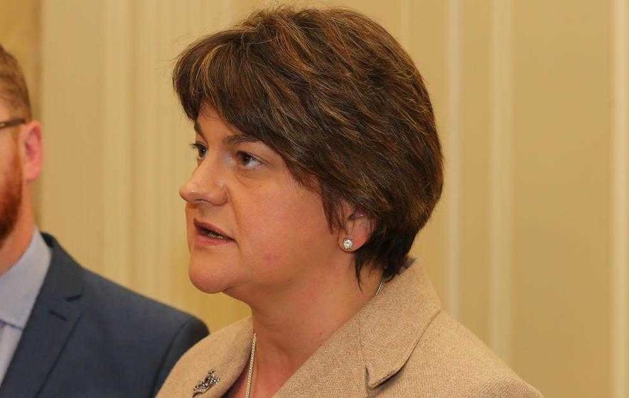 First Minister Arlene Foster urged to break silence on Jamie Bryson backchanneling