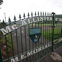 GAA club chairman quits over plans to remove IRA men gates
