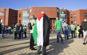 £100,000 raised for Palestinian charities in appeal launched by Celtic fans