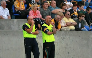Antrim reappoint four-man panel to oversee senior hurlers