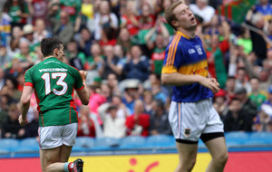 Aaron Kernan: Mayo must focus on where they are, not where they've been
