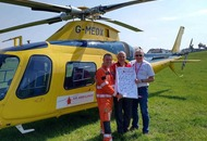 Charity partner for north's air ambulance service confirmed