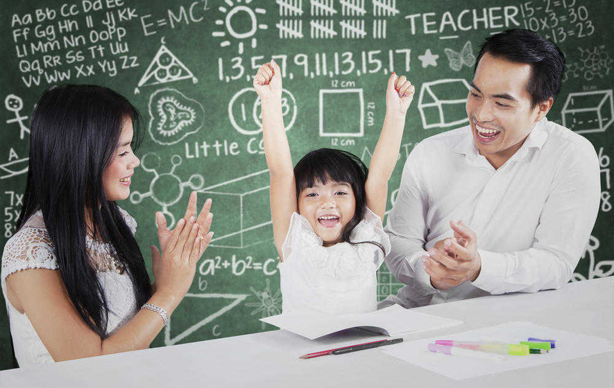 How much should parents push their child to find happiness?