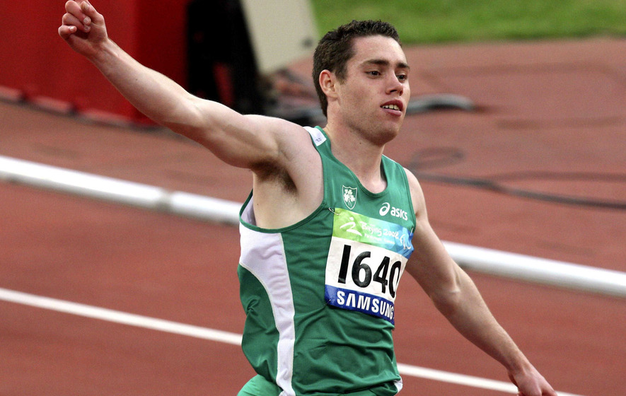 Co Derry Paralympian Jason Smyth stars in Team Ireland video