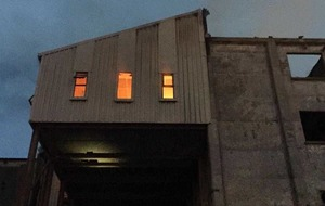 Landmark Co Tyrone mill targeted by arsonists