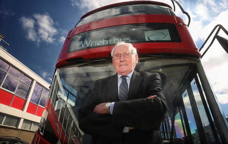 Ballymena manufucturing giant Wrightbus imposes recruitment freeze