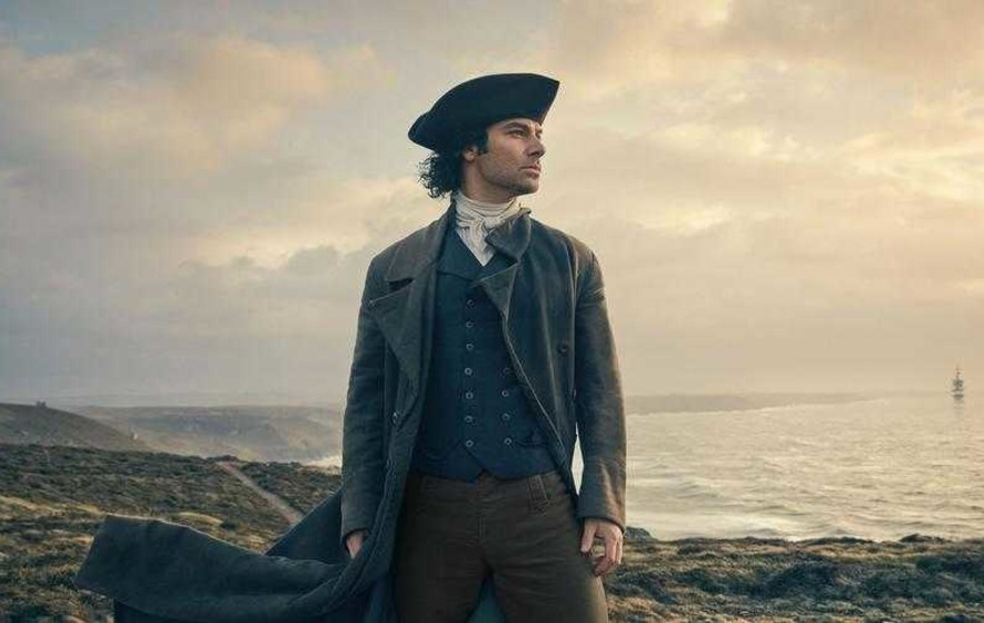 Poldark's Aidan Turner: It's a good time to be me