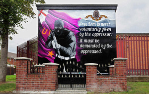 Belfast scheme offers £25,000 in grants to replace paramilitary murals