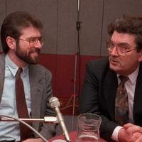 Eddie McGrady was opposed to John Hume-Gerry Adams talks