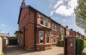 An Edwardian home that's fit for a king