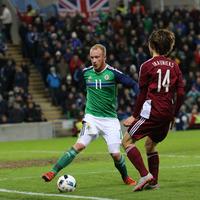Michael O'Neill brings Liam Boyce back into Northern Ireland squad