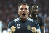 Champions League action strengthens the hand of Celtic boss Brendan Rodgers