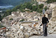Irishman speaks of family's Italian earthquake fear
