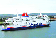 Surge in number of cars carried on Stena Line Irish Sea crossings