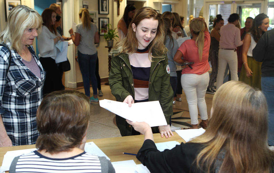 GCSEs: North's pupils secure more `good' exam grades